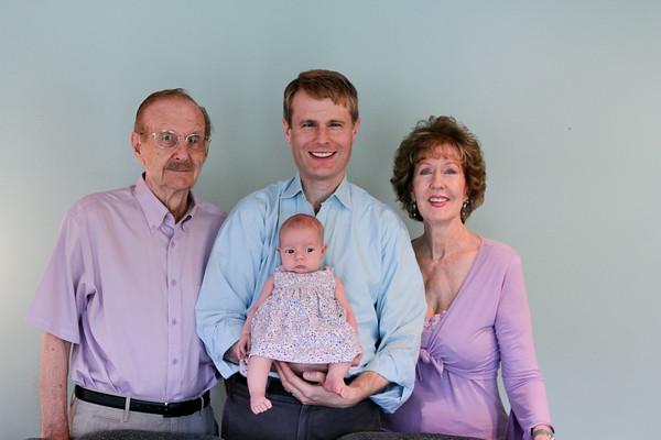 Clara and Family